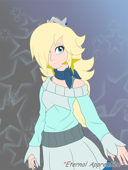 Mother's Day Rosalina by Eternal-Apprentice