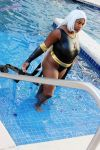 X men storm cosplay 2 by valintineofdeath