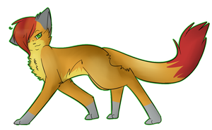 PC|Fullbody Transparent by Winter-Thing