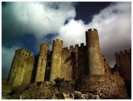 Obidos by DarthAya