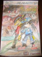 mock Klonoa 3 Cover by kd99