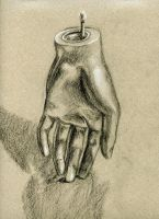Study: Hand mannequin by MagicallyCapricious