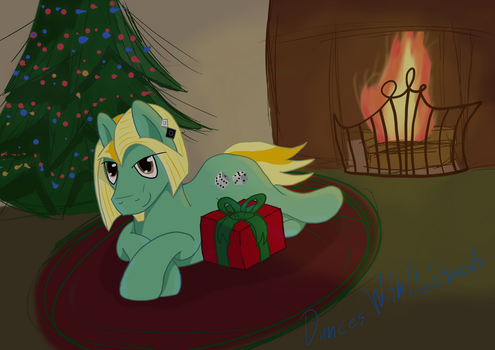 Merry Christmas by DancesWithHellhounds