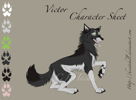Victor character sheet 2011 by hecatehell