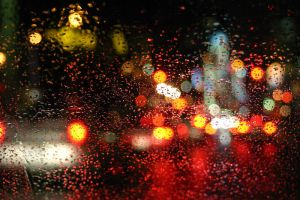 Rainy Day Abstract by emanuelmelo