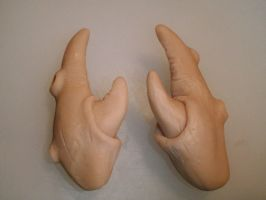 Monster Hands claws by hellgnome