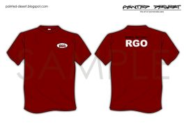 Speed Factory RGO Classic Tee by OrganicZero