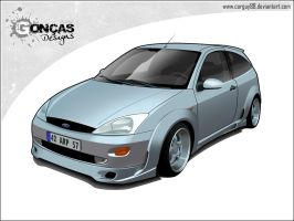 Ford Focus by carguy88
