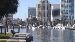St Pete  marina1111 by cdbmiles1