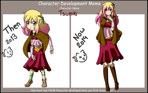 .:Tsumiki Then and Now:. by Cintia-the-Cat