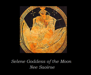 Selene Goddess of the Moon
