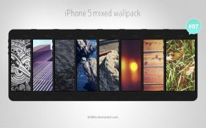 iPhone 5 Mixed Wallpack 07 by kirill0v