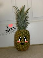 Jimathan the Pineapple Loves Nox by NoxSatuKeir