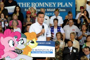 It's The Romney Plan by RicRobinCagnaan