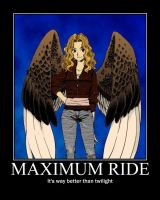 Maximum Ride by Animelover400