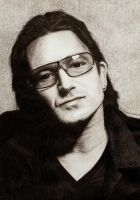 Bono Vox by antiholly