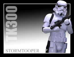 Stormtrooper by TonyTK300