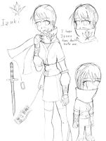 Izuki reference by blackdeath2000