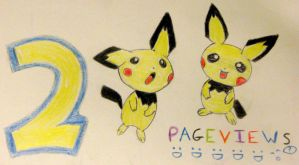Pichu Celebration by graeme94