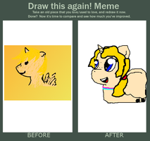 Before and After meme by ttrbpeace
