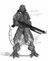 Kranx Dark Trooper II by D4rKMaTT3r