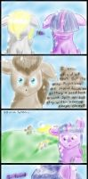 My Little Fluffies 4~Lay of the Land by DragonsAndDreamscape