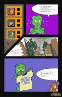 Amumu League of Legends Comic Contest by dwarfguy