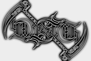 DEATH ambigram by raixhell