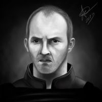 Stannis is Pure Iron by ART-havoc