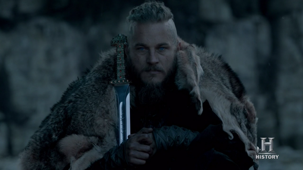 ragnar lothbrok vikings by SoiYaa