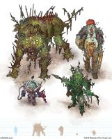 Gamma World Monsters 11 by MikeFaille