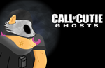 Call of Cutie: Ghosts Wallpaper Version by ponypower5000