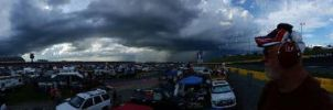 Lows Motor Speedway full Panorama by OddGarfield