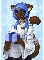 Season's Greetings 2004 by buki