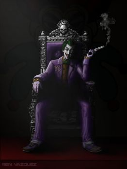 The real Joker by MetaWorks