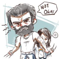 NOT OKAY by KooyaC