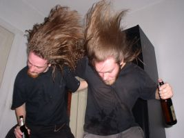 Headbang with Beer by TheHolyWenzel