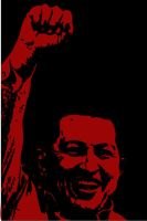 Hugo Chavez by eThomsen