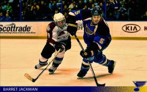 Barret Jackman Wallpaper by Oultre