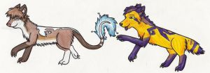 Prize: Catch Your Tail by risha