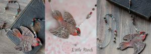 Little Finch by phee-adornments