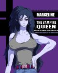 Marceline the Vampire Queen by 5ifty