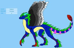 my nature form by element-dragonx