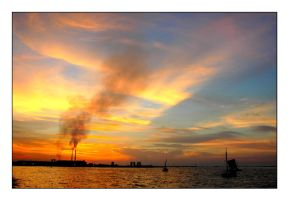 Ancol After Sunset 2 by sigpras