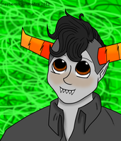 Tavros Nitram by maybemorgansonfire
