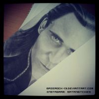 Loki -The Avengers- WiP by GazeRock-13