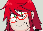 .:Grell GIF:. by TairusuKU