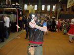 Manchester MCM 2012: Mordecai by FinalNobody
