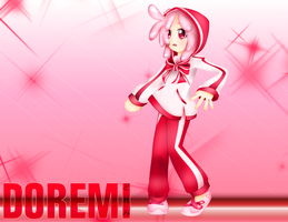 Two Words: GANGSTER DOREMI!! :D by PrettyWitchDoremi