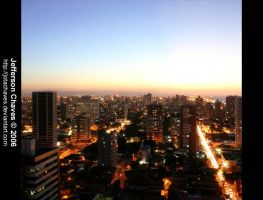 Fotaleza City - My Hometown by jotachaves